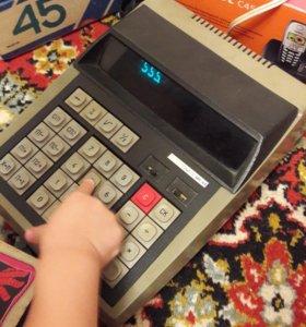 Калькулятор от сети ссср