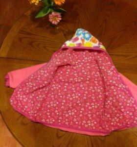 Кофта для для девочки 5-6 лет