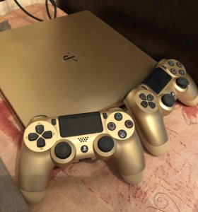 Sony PS4 GOLD 500 GB