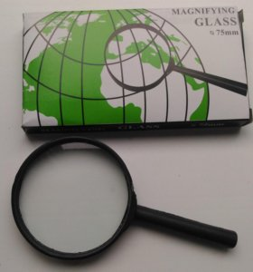 Лупа Magnifying Glass
