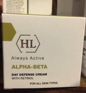 Крем Holy Land alpha-beta day defense cream