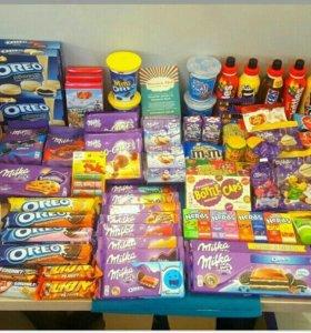 Американские сладости