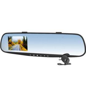 Видеорегистратор на зеркало