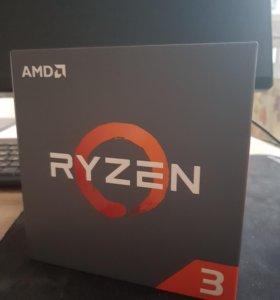 Процессор AMD AM4 Ryzen3