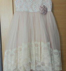 Платье нарядное Lindissima