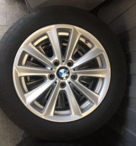 Комплект колёс на BMW