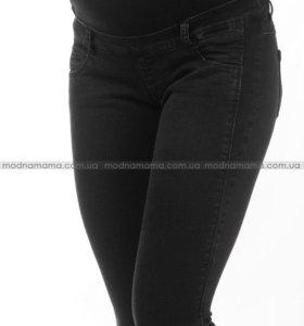 Новые джинсы для беременных 50-52р