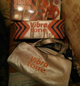 Массажер вибрационный Vibra Tone