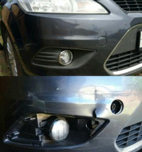 Кузовной ремонт,покраска