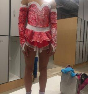 Платье для выступления, фигурное катание