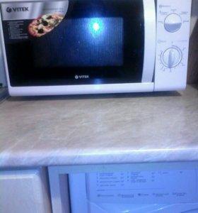 Микроволновая печь витек
