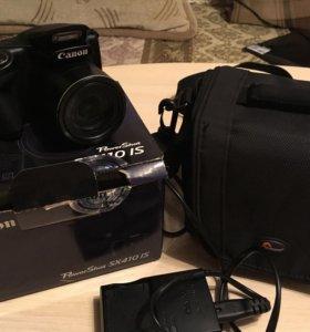 Фотоаппарат Саnon power shot SX 410 IS