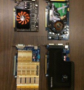 Видеокарты PCI-E