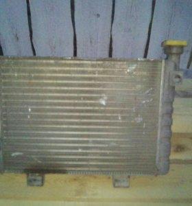 Радиатор ваз 2106