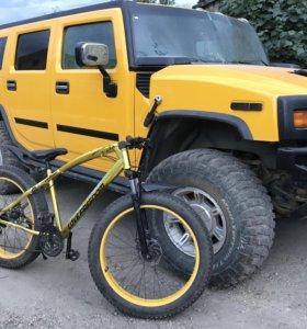 Велосипед ( фэтбайк )