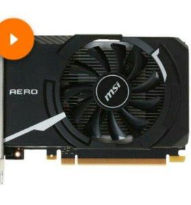 Видеокарта MS I GeForce GT 1030 AREO ITX OC