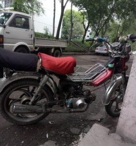 Продам мотоцикл alfa titan