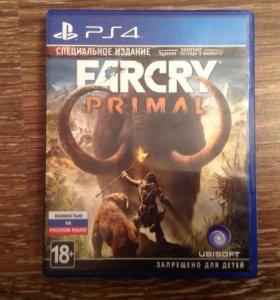 Far Cry Primal PS 4