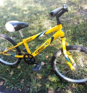 Велосипед 7-10 лет