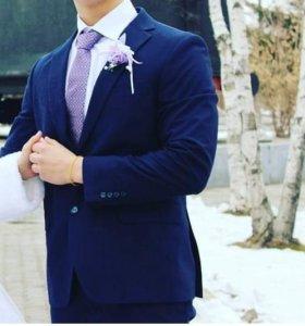 Свадебный-выпускной костюм