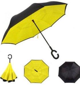 Зонт наоборот антизонт