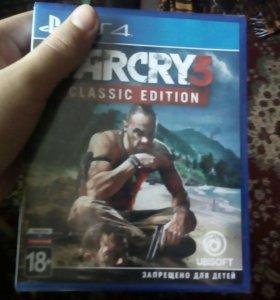 FarCry3( запечатаный)