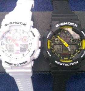 Спортивные часы Касио Джишок GA-110A новые g shock