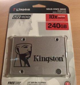 SSD диск 240 Gb Kingston