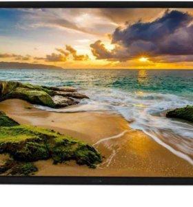 Телевизор BBK full hd, wifi, 98 см