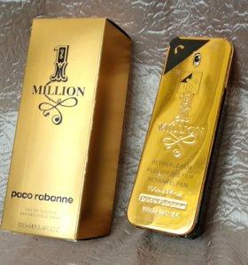 Мужская парфюмерия 1 Million Paco Rabanne
