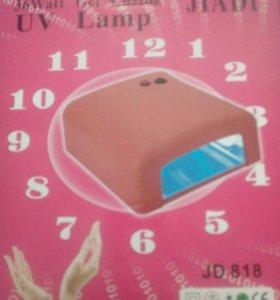 Продам лампу для сушки ногтей