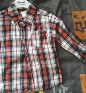 Рубашки по 100р