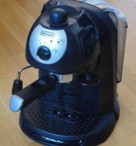 Автоматическая кофемашина DeLonghi EC 190