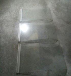 Витриные стекла на холодильник