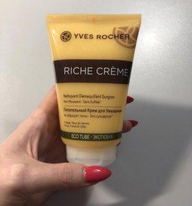 Yves rocher rich creme крем для умывания