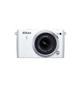 Продаю фотоаппарат Nikon 1 S1 White
