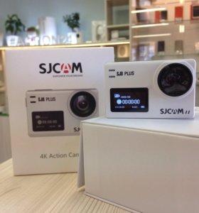 Камера SJCAM SJ8 Plus