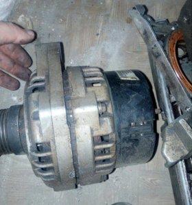 Помпа ваз 2108-99,, насос масло бенз, генератор