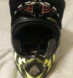 Шлем bmx, moto