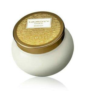 Парфюмированный крем для тела Giordani Gold Essenz