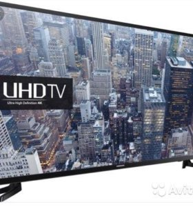 Телевизор SAMSUNG UE-43JU6000
