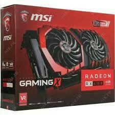 Msi Rx 480 4 gb