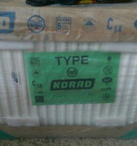 Радиатор Korad стальной панельный 33 тип 500*600