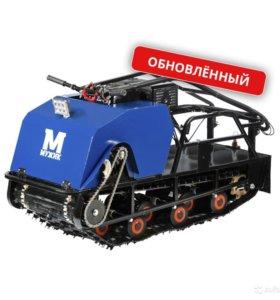 Мотобуксировщик МУЖИК 500