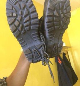 Обувь с защитным носком