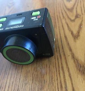 Экшн-Камера Geonaute