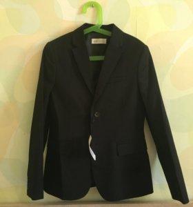 Новый школьный пиджак Н&М, 140