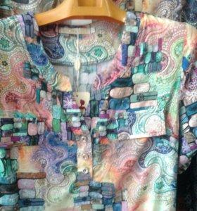 блузы из штапеля