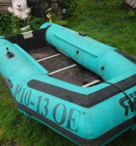 Лодка резиновая 3,40