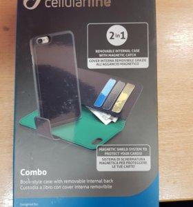 Чехол для iPhone Cellular Line для iPhone 7